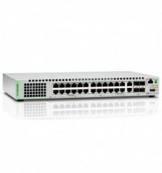 Allied Telesis Gigabit Ethernet Managed switch with 24 ports 10
