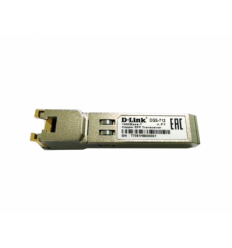 D-Link SFP Transceiver with 1 1000Base-T port.Copper transceiver (up to 100m)