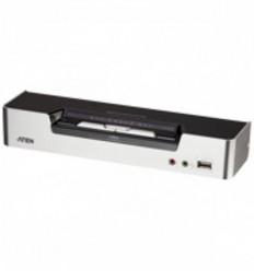 ATEN 2-PORT USB 2.0 DVI DUAL VIEW KVMP SWITCH