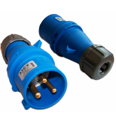 LANMASTER IEC 309 однофазная