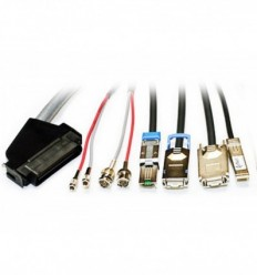 Lenovo оптический Lenovo TCH 5m LC-LC OM3 MMF Cable (FC)