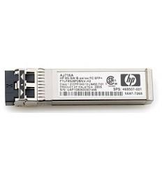 HPE 8Gb Short Wave Transceiver Kit 4 Pk for MSA2050
