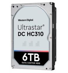 Western Digital Ultrastar DC HС310 HDD 3.5'' SAS 6Tb