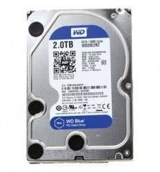 Western Digital HDD SATA-III 2000Gb Blue WD20EZRZ