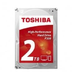 Toshiba Desktop P300 3.5'' HDD SATA-III 2Tb (2000Gb)
