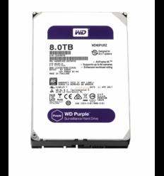 Western Digital HDD SATA-III 8000Gb Purple WD81PURZ