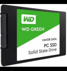 Western Digital SSD GREEN 120Gb SATA-III 2