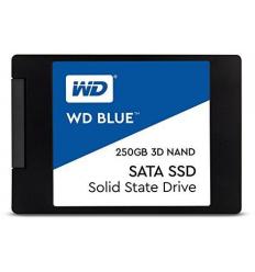 Western Digital SSD BLUE 250Gb SATA-III 2