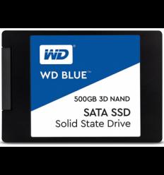Western Digital SSD BLUE 500Gb SATA-III 2
