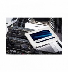 Crucial SSD Disk MX500 250GB SATA 2.5'' 7mm (with 9.5mm adapter)