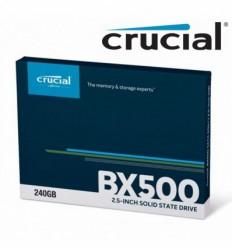 Crucial SSD Disk BX500 240GB SATA 2.5'' 7mm SSD