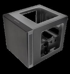 Thermaltake Suppressor F1 [CA-1E6-00S1WN-00] mITX