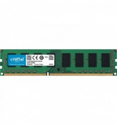 Crucial by Micron DDR3 8GB 1600MHz UDIMM (PC3-12800)