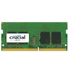 Crucial by Micron DDR4 16GB 2400MHz SODIMM (PC4-19200)