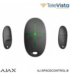 Ajax SpaceControl Black (Брелок с тревожной кнопкой)