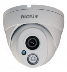 Falcon Eye FE-IPC-DL200P - Купольная уличная IP видеокамера 2МP с РOE