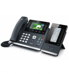 Yealink EXP40 с LCD для телефонов SIP-T46G (S)