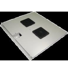 LANMASTER 2-х вентиляторов в крышу шкафа Eco глубиной 800 мм
