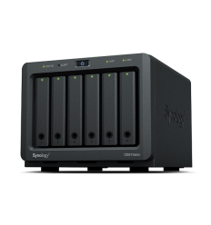 Synology DS1019+ QC1.5 (burst up to 2.3 GHz)