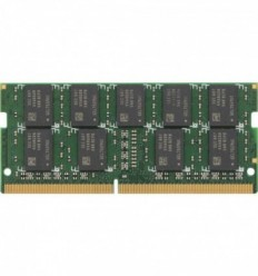 Synology 16GB DDR4-2400 ECC unbuffered SO-DIMM 1.2V (for expanding DS3617xs)