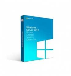 Microsoft Win Rmt Dsktp Svcs CAL 2019 English MLP Device CAL