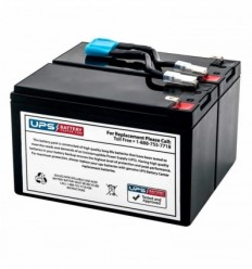 APC by Schneider Electric APC Replacement battery cartridge 142
