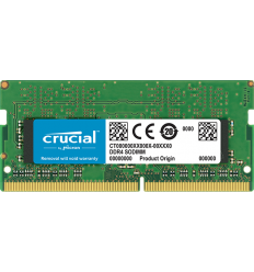 Crucial by Micron DDR4 4GB 2666MHz SODIMM (PC4-21300)