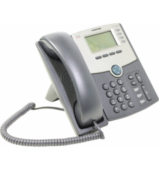 Cisco 4 Line IP Phone With Display