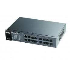 Zyxel 16-портовый коммутатор Gigabit Ethernet