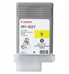 Canon PFI-102Y Yellow для IPF-500