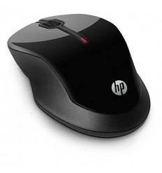 HP Inc. Mouse Wireless X3500 (Glossy Black)