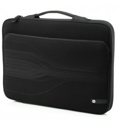 HP Inc. для ноутбука Case Black Stram Sleeve with hanlde 14'' (for all hpcpq 10-14'' Notebooks)