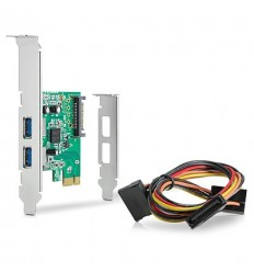 HP для пк HP USB 3.0 2x2 Port SuperSpd PCIe x1 (3500 G2)