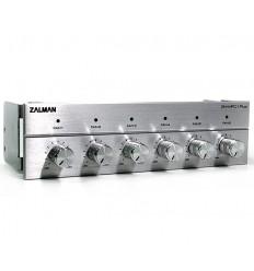 Zalman Контроллер вентиляторов 6 кан. ZM-MFC1 plus Silver для управления частотами вращения 6-ти вентиляторов