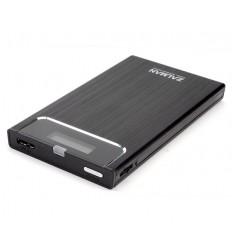 Zalman для жесткого диска ZM-VE300 BLACK USB 3.0