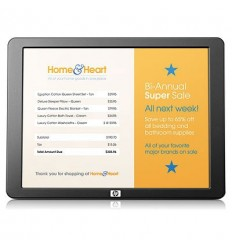 HP 10 Inch LCD Display (ap5000 AIO)