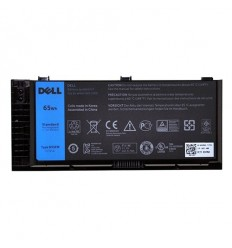Dell для ноутбука Battery Precision M4800 Primary 6 cell 65W