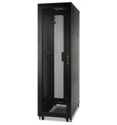 APC для телекоммуникационного оборудования NetShelter SV 48U 600mm Wide x 1200mm Deep Enclosure with Sides Black