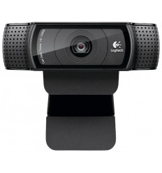LOGITECH Webcam Full HD Pro C920