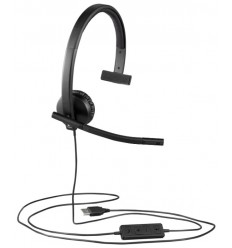 LOGITECH Headset H570E USB Mono OEM