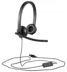 LOGITECH Headset H570E USB Stereo OEM