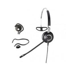 Jabra biz2400 трансформер с гибким шумозащищенным микрофоном стандартной чув BIZ2400 3in1
