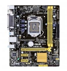 ASUS H81M-D LGA1150 H81 2DDR3 16G DVI