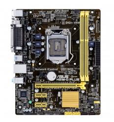 ASUS H81M-D PLUS LGA1150 H81 2DDR3 16G DVI