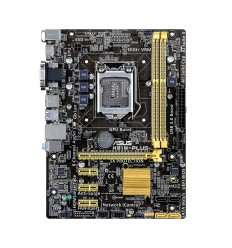 ASUS H81M-PLUS LGA1150 H81 2DDR3 16G HDMI