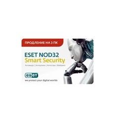 ESET NOD32 Smart Security + расширенный функционал - универсальная электронная лицензия