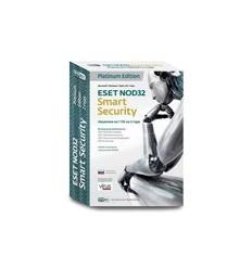 ESET NOD32 Smart Security Platinum Edition - лицензия