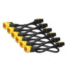 APC by Schneider Electric APC Power Cord Kit (6 pack)