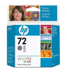 HP Inc. 72 серый для DJ T610