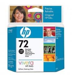 HP Inc. 72 черный фото для DJ T610